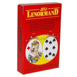 JEU LENORMAND - 36 CARTES