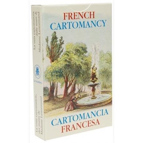 ORACLE DE LA CARTOMANCIE FRANÇAISE - JEU DE 36 CARTES