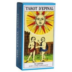TAROT D'EPINAL - JEU DE 78 CARTES