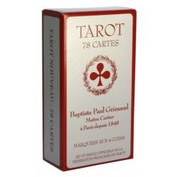 GRIMAUD - TAROT - JEU DE 78 CARTES