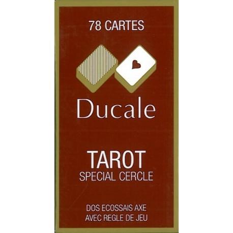 DUCALE - TAROT SPECIAL CERCLE - JEU DE 78 CARTES