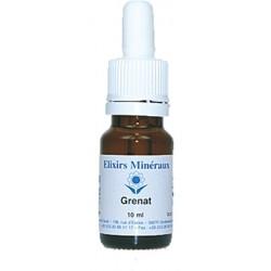 ELIXIRS MINERAUX - GRENAT - 10 ML