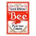 BEE BRIDGE - JEU DE 54 CARTES DOS BLEU OU ROUGE