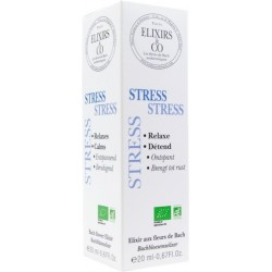 STRESS - ELIXIR FLORAUX - 20 ML