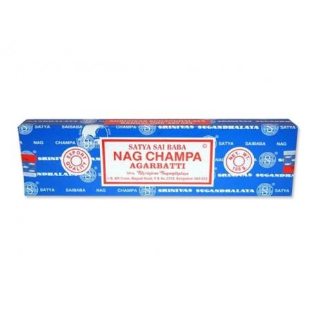 ENCENS NAG CHAMPA - 100 GRS - SATYA - A L'UNITE