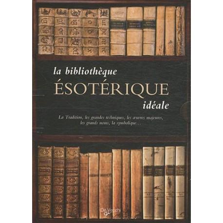 LA BIBLIOTHEQUE ESOTERIQUE IDEALE : COFFRET 10 VOLUMES