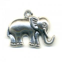BRELOQUE CHARM - PENDENTIF ELEPHANT - GRAND MODELE - LA PIECE