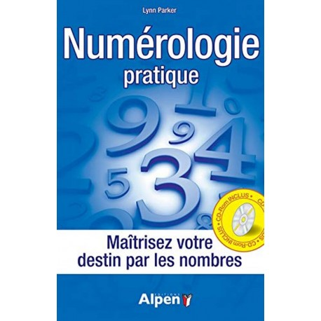 NUMEROLOGIE PRATIQUE (CD-ROM INCLUS)