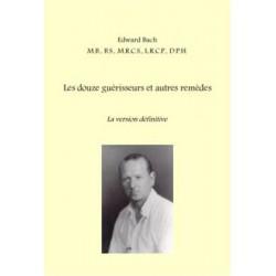 1941 - LIVRE DR BACH - DOUZE GUERISSEURS