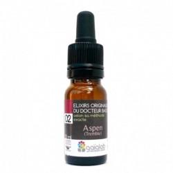 ASPEN - ELIXIR FLORAL DR BACH 02 TREMBLE - 10 ML