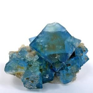 Fluorite Bleue - Cristaux bruts