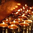 Lampes à beurre, Offrandes